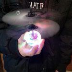 Balle volante multicolore photo review